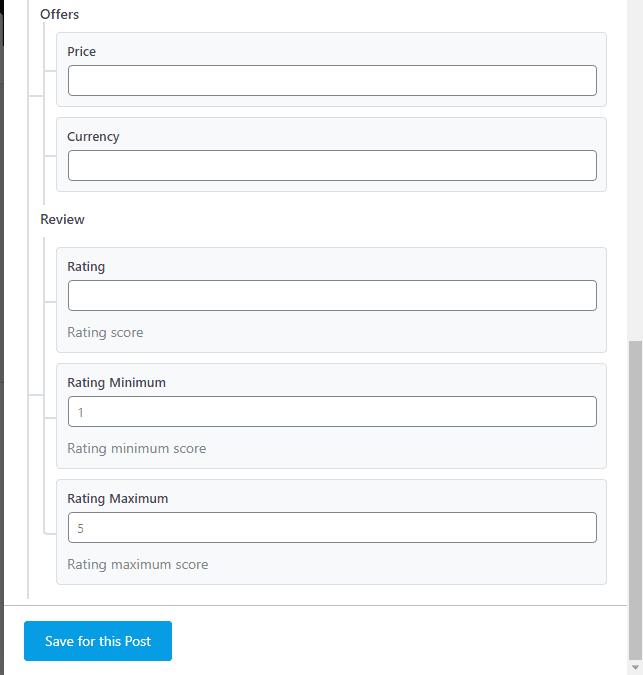 SoftwareApp Schema