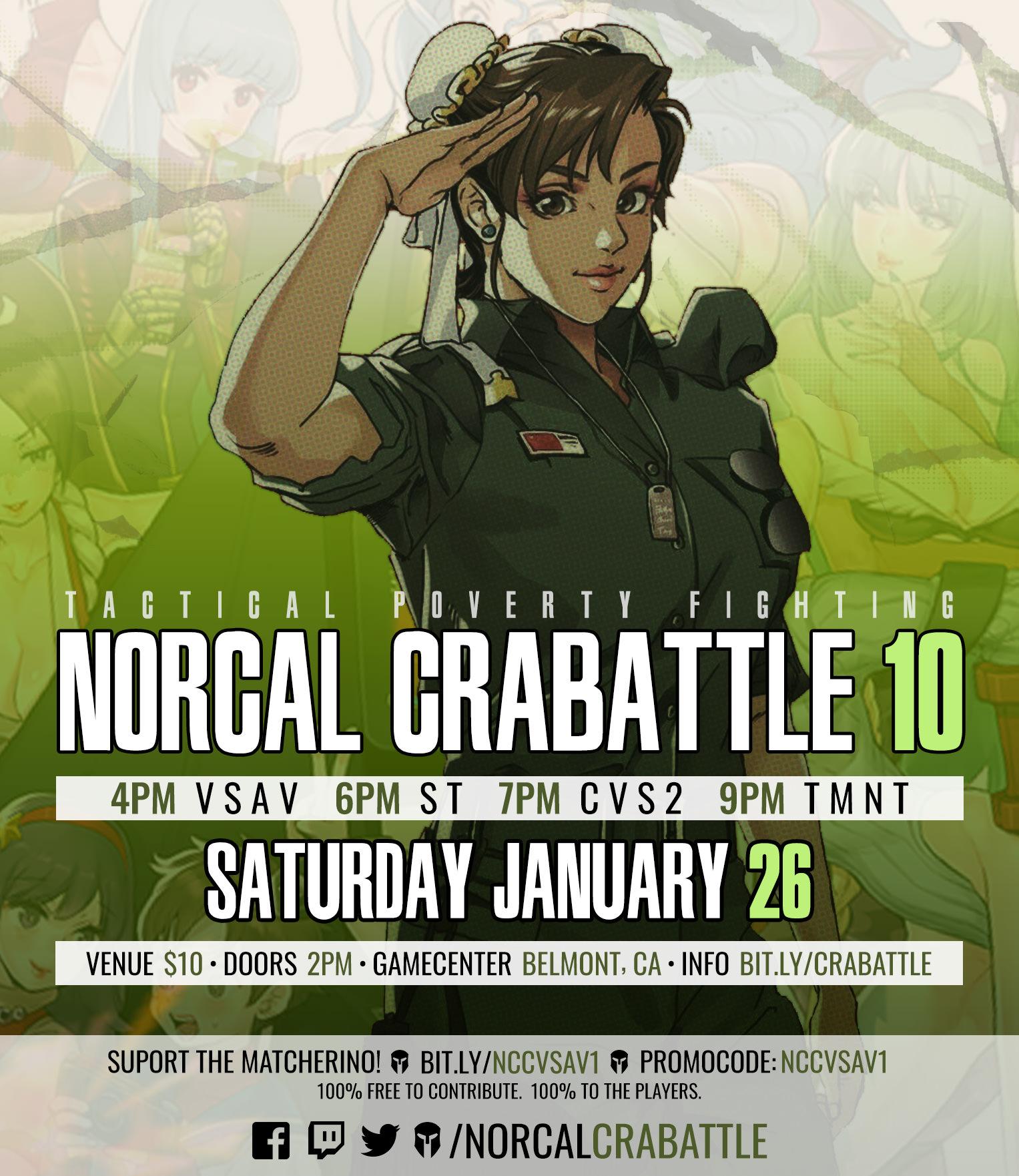 NCC Saturday