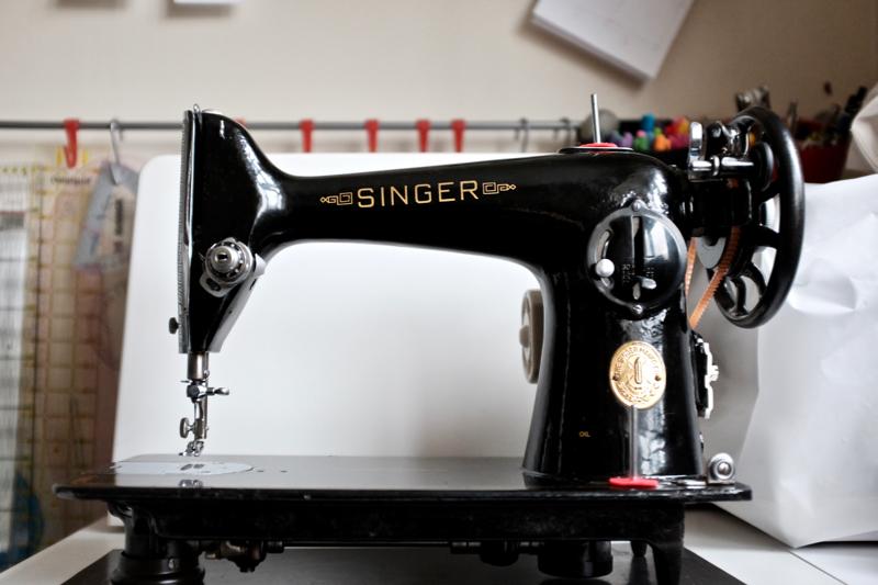 Singer 201K