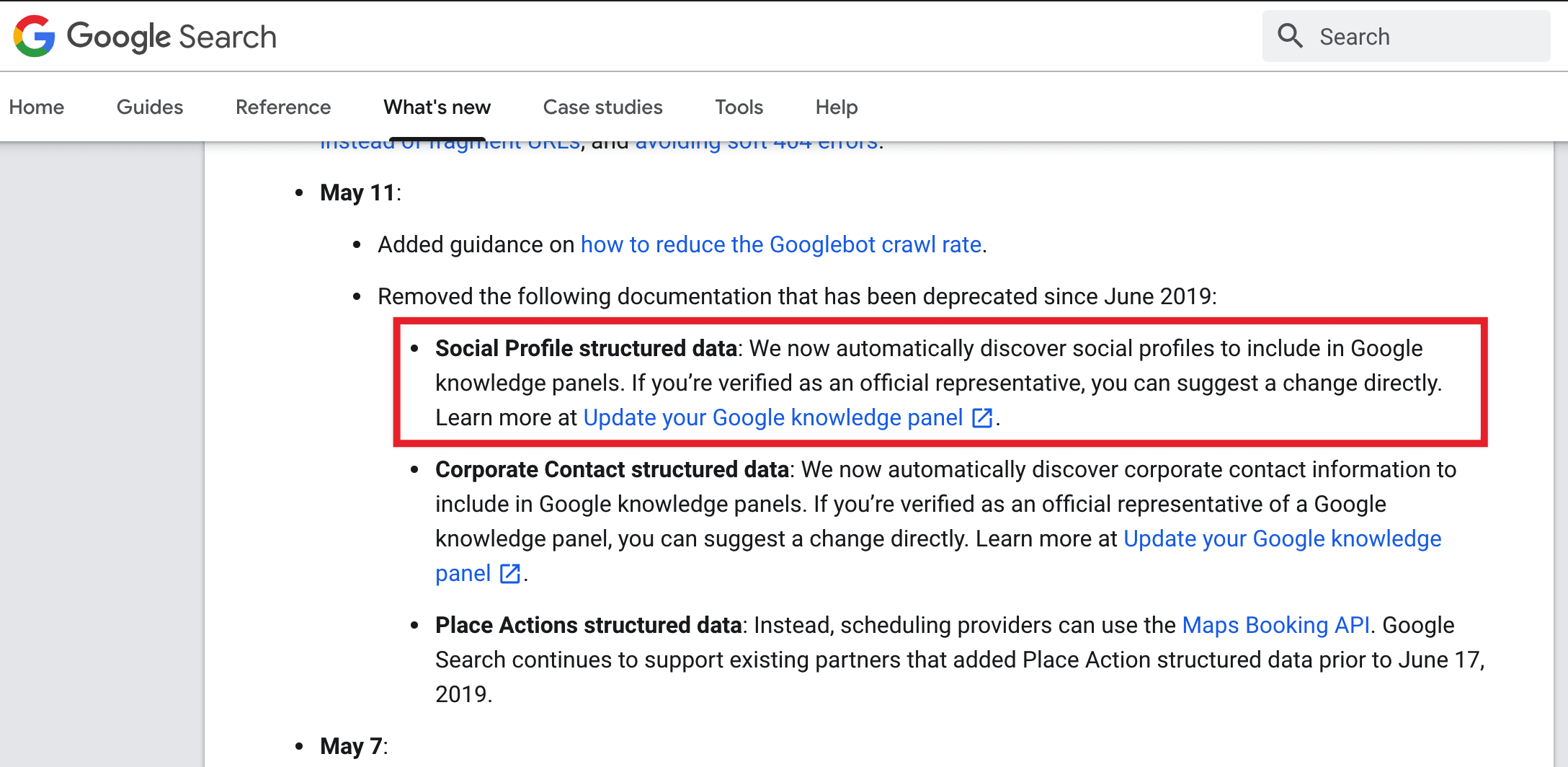 google's statement from the above link